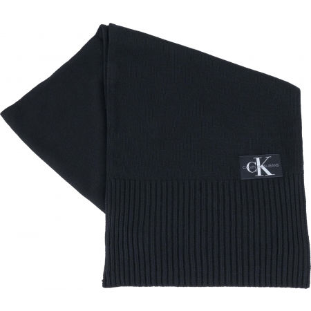 Férfi sál - Calvin Klein J BASIC MEN KNITTED - 2