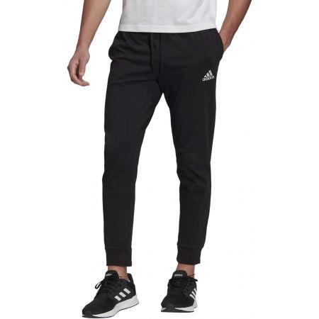 Pantaloni trening bărbați - adidas SL SJ TC PANT - 2