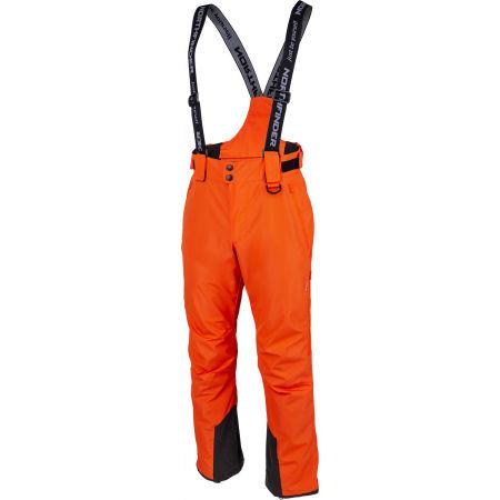 Men's ski trousers - Northfinder QWERYN - 1