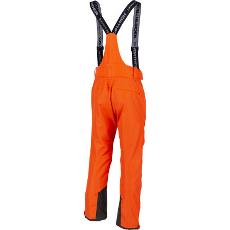 Men's ski trousers - Northfinder QWERYN - 3