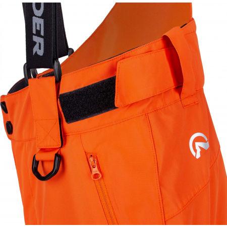 Men's ski trousers - Northfinder QWERYN - 4