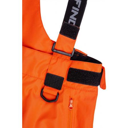 Pánské lyžařské kalhoty - Northfinder QWERYN - 8