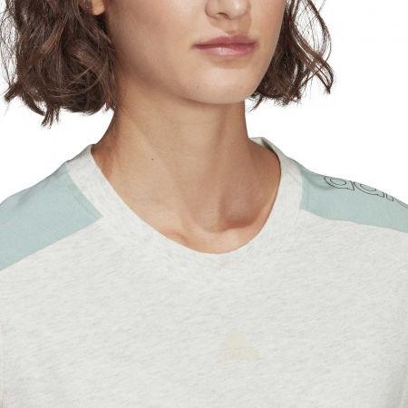 Dámské tričko - adidas CB LIN TEE - 7