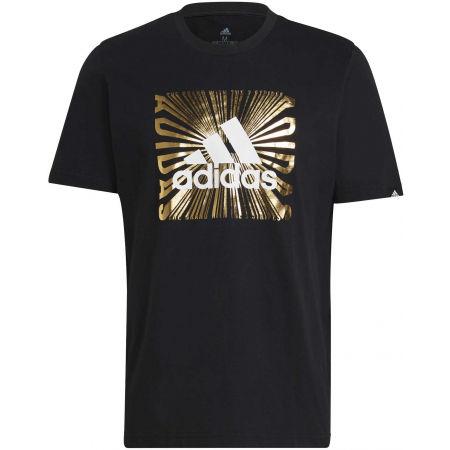 adidas EXTMO FL TEE - Мъжка тениска