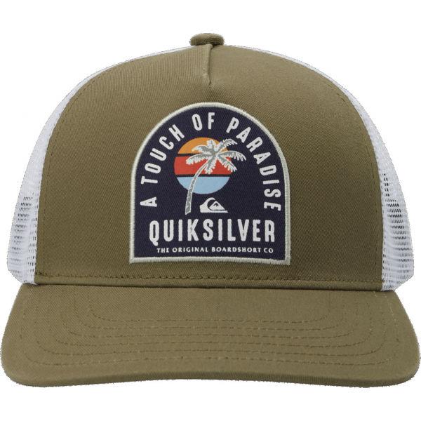 Quiksilver PROVERBS SPRT   - Pánská kšiltovka
