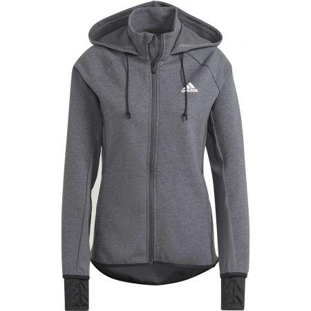 adidas MT FZ HOODY - Bluza sportowa damska