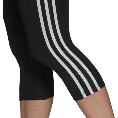 Colanți sport de damă - adidas 3S 34 TIG BLK - 6
