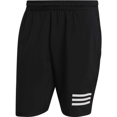 adidas CLUB 3-STRIPE TENNIS SHORTS
