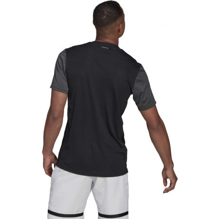 Men's tennis T-shirt - adidas CLUB TENNIS T-SHIRT - 5