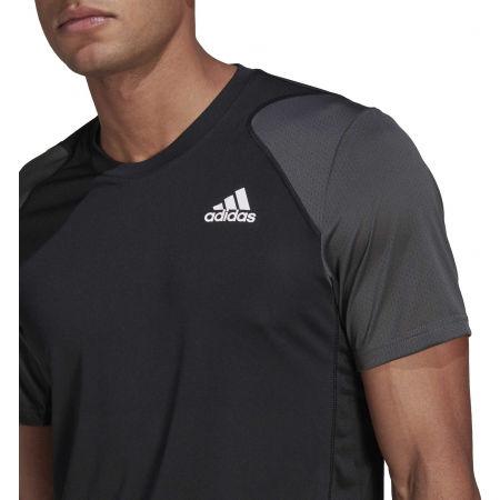 Men's tennis T-shirt - adidas CLUB TENNIS T-SHIRT - 6