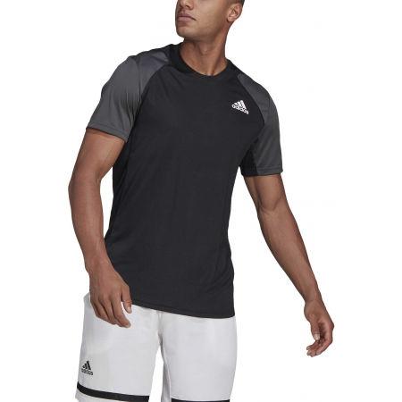 Men's tennis T-shirt - adidas CLUB TENNIS T-SHIRT - 2