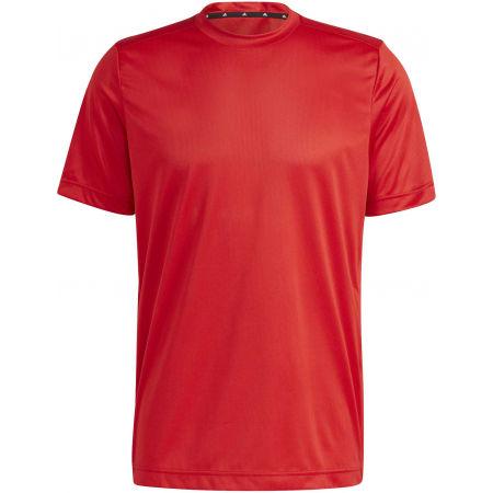 adidas PL TEE - Herrenshirt