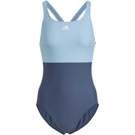 adidas SH3.RO COLORBLOCK 3S SWIMSUIT - Costum de baie damă