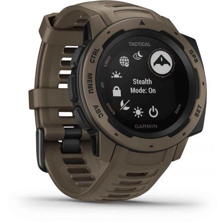 Спортен часовник - Garmin INSTINCT TACTICAL COYOTE TAN OPTIC - 15