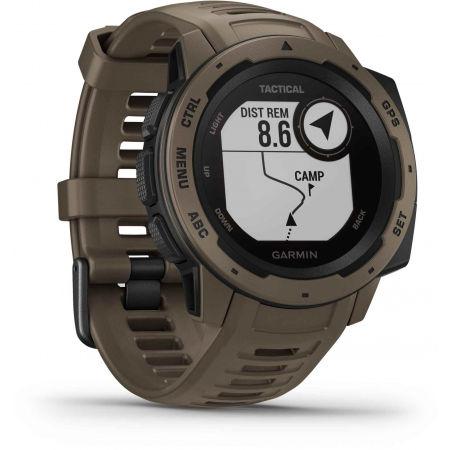 Спортен часовник - Garmin INSTINCT TACTICAL COYOTE TAN OPTIC - 17