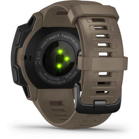 Спортен часовник - Garmin INSTINCT TACTICAL COYOTE TAN OPTIC - 18
