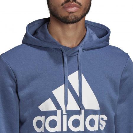 Pánská mikina - adidas BL FT HOODY - 6