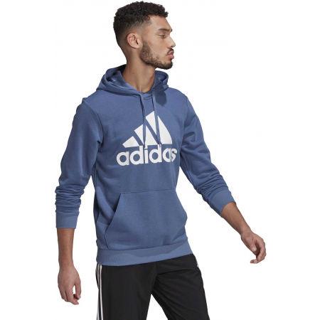 Pánská mikina - adidas BL FT HOODY - 3