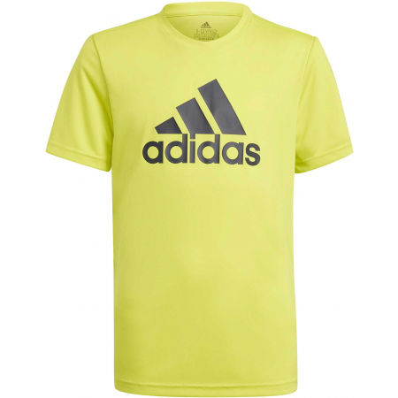 adidas BL TEE - Boys' T-shirt