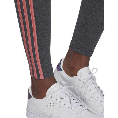 Colanți de damă - adidas 3S LEGGINGS - 6