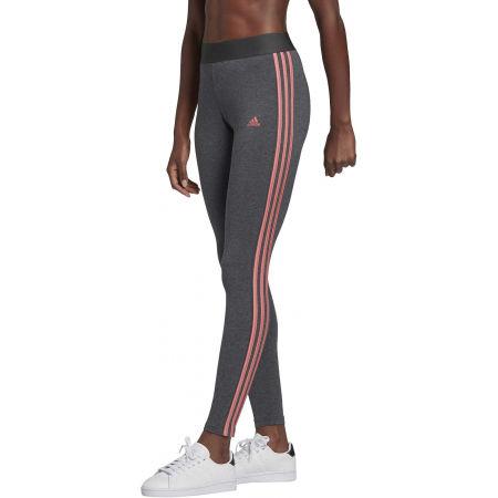 Colanți de damă - adidas 3S LEGGINGS - 2