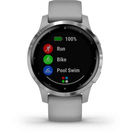 Multisportovní hodinky - Garmin VIVOACTIVE 4S - 5