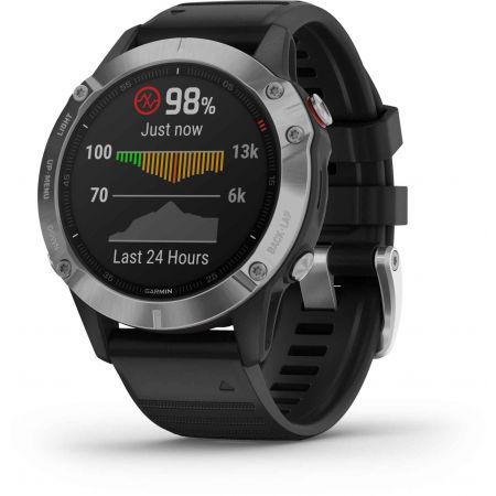 Multisportovní hodinky - Garmin FENIX6 GLASS - 3