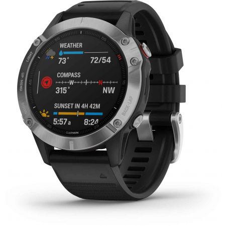 Multisportovní hodinky - Garmin FENIX6 GLASS - 4