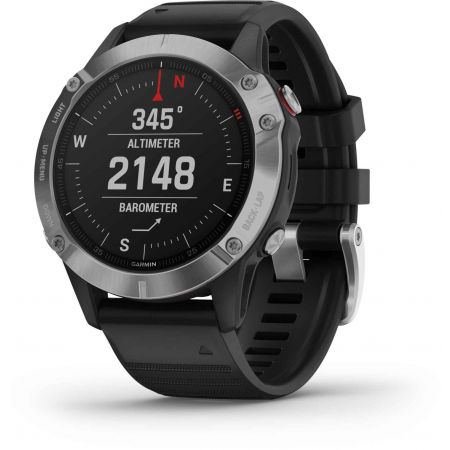 Multisportovní hodinky - Garmin FENIX6 GLASS - 5
