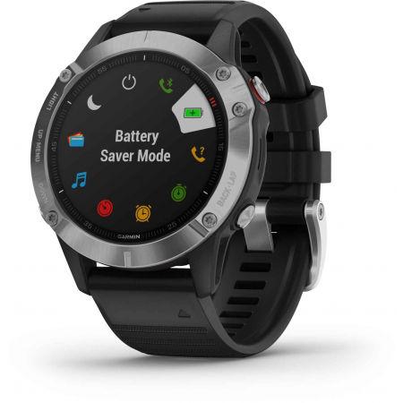 Multisportovní hodinky - Garmin FENIX6 GLASS - 6