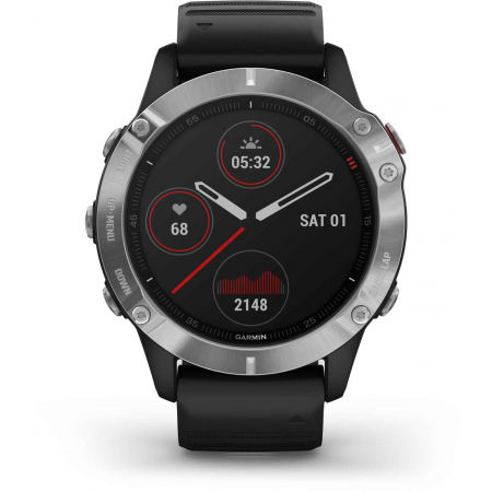 Multisportovní hodinky - Garmin FENIX6 GLASS - 7
