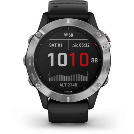Multisportovní hodinky - Garmin FENIX6 GLASS - 8