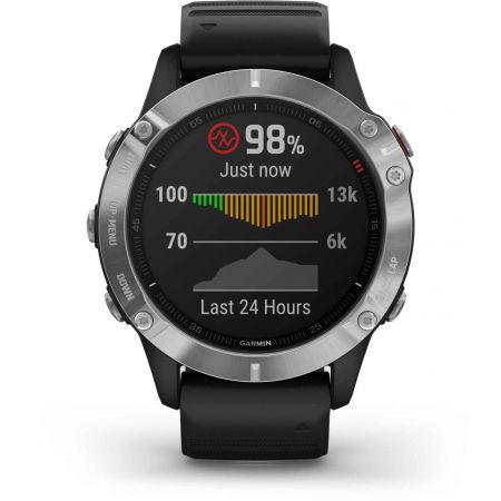 Multisportovní hodinky - Garmin FENIX6 GLASS - 9