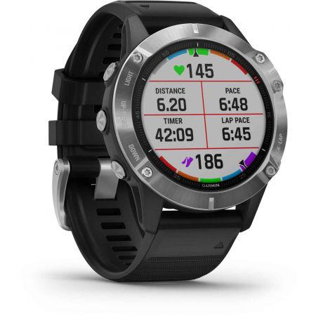 Multisportovní hodinky - Garmin FENIX6 GLASS - 12
