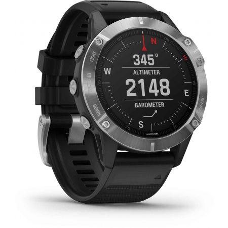 Multisportovní hodinky - Garmin FENIX6 GLASS - 15