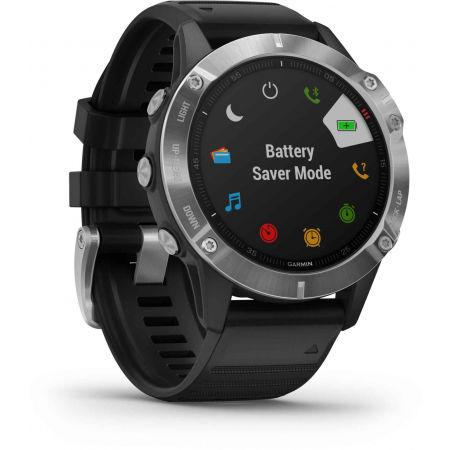 Multisportovní hodinky - Garmin FENIX6 GLASS - 16