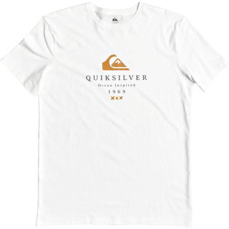 Quiksilver FIRST FIRE SS - Tricou bărbați
