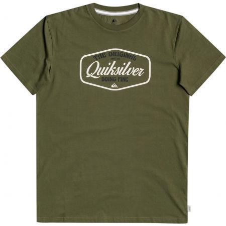 Quiksilver CUT TO NOW SS - Men's T-shirt
