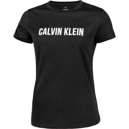 Women's T-shirt - Calvin Klein SHORT SLEEVE T-SHIRT - 2