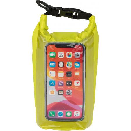 Vodotěsný vak s kapsou na mobil - Miton LT DRY BAG 2,5L - 2