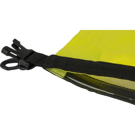 Vodotěsný vak s kapsou na mobil - Miton LT DRY BAG 2,5L - 3