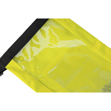 Vodotěsný vak s kapsou na mobil - Miton LT DRY BAG 2,5L - 5