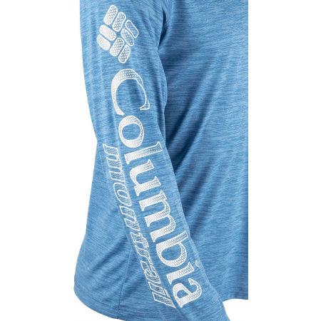Pánske tričko - Columbia TRINITY TRAIL II LONG SLEEVE - 4