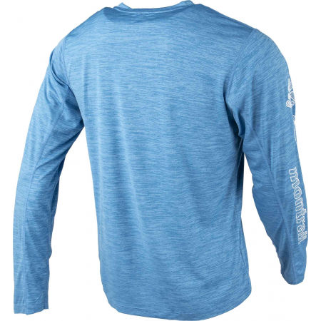 Pánske tričko - Columbia TRINITY TRAIL II LONG SLEEVE - 3