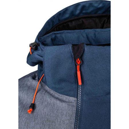 Pánská lyžařská bunda - ALPINE PRO JERM - 4
