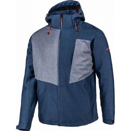 Pánská lyžařská bunda - ALPINE PRO JERM - 2
