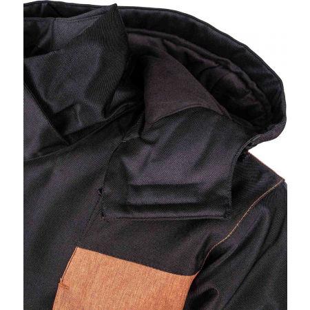 Men's ski jacket - ALPINE PRO JERM - 4