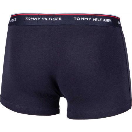 Pánske boxerky - Tommy Hilfiger TRUNK 3 PACK PREMIUM ESSENTIALS - 10