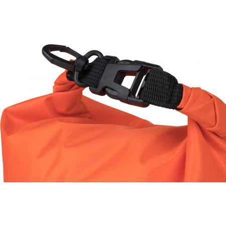 Vodotěsný vak s rolovacím uzávěrem - Miton LT DRY BAG 5L - 3