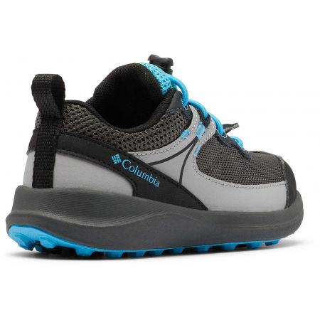 Dětská outdoorová obuv - Columbia YOUTH TRAILSTORM - 9